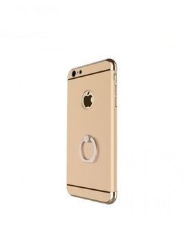 Husa telefon Iphone 7 / 8 ofera protectie 3in1 Ultrasubtire( RING) - GOLD foto