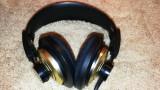 Casti Profesionale Monitoare Studio AKG K141 Monitor AUSTRIA 600 ohms, Casti Over Ear, Cu fir, Mufa 3,5mm