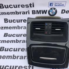 Scrumiera cu grila spate BMW E92, E93 neagra, 3 cupe (E92) - [2006 - 2013]