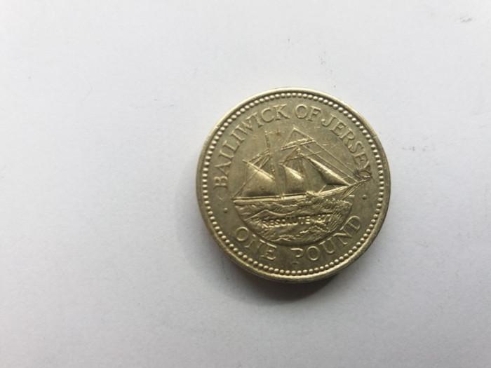 Jersey  1 pound 1994