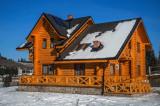 Constructii lemn rotund calibrat
