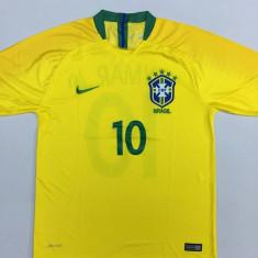 Tricou Brazilia,model WORLD CUP 2018,10 NEYMAR,SUPER MODEL