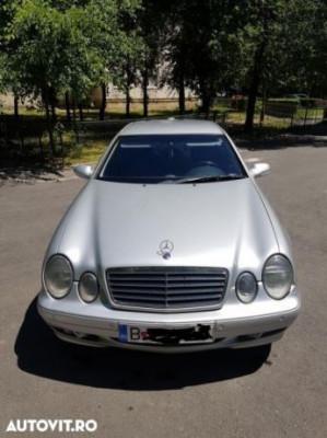 Mercedes-Benz CLK foto