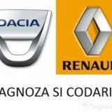 Diagnoza gama Dacia / Renault cu tester CAN Clip dedicat
