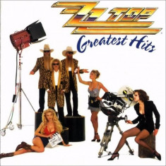 ZZ TOP Greatest hits 18 tracks (cd)