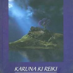Karuna Ki Reiki - Vindecare si evolutie spirituala - Eugen Viorel Cretu - Carte ezoterism