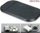 Suport Auto Sticky Pad, Antiderapant Bord, Radar Detector Antislip, Magic Anti-Slip Non-slip