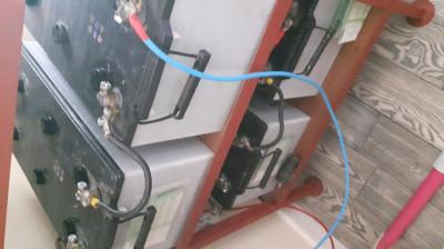 Baterii Rombat foto