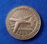 Medalie Aviatie - Henri Coanda - Expo Craiova