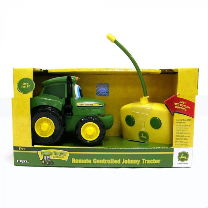 Tractor cu telecomanda Johnny, Tomy