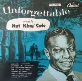 Nat King Cole Unforgettable 180g LP (vinyl)
