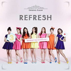 Clc - Refresh (3Rd Mini Album) ( 1 CD )