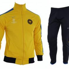 Trening Steaua - FCSB - Bluza si pantaloni conici - Modele noi - 1256 - Trening barbati, Marime: S, M, L, XL, XXL, Culoare: Din imagine
