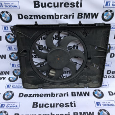 Electroventilator, termocupla original BMW E87, E90, E91, E92, X1 318i, 320i - Electroventilator auto, 3 (E90) - [2005 - 2013]