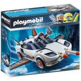Agentul P. cu masina de curse Playmobil - Istorie