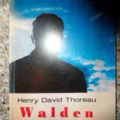 Walden - Henry David Thoreau, 539509 - Carte in engleza