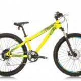 Bicicleta Sprint Primus DD 26 Neon Yellow - Bicicleta pliabila