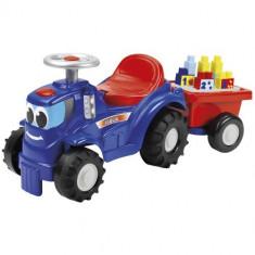Tractoras cu Remorca Ecoiffier