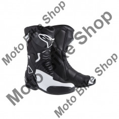 MBS Cizme moto fete Alpinestars Stella S-MX6, negru/alb, 37, Cod Produs: 22231141237AU - Cizme barbati