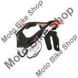 MBS LEATT BRACE GPX 5.5, orange/weiss/schwarz, L/XL, Cod Produs: LB4020011AU - Protectii moto