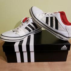 Adidas Adidas marimea 42 - Adidasi barbati, Culoare: Alb