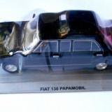 Se vinde macheta Fiat 130 papamobil, 1:43