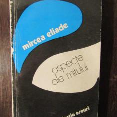 ASPECTE ALE MITULUI -MIRCEA ELIADE - Carte Filosofie
