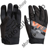 MBS FOX HANDSCHUH GALVANIZE, blood orange, S, Cod Produs: 15007472SAU - Manusi moto
