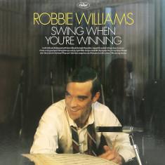 Robbie Williams Swing When Youre Winning LP (vinyl) - Muzica Jazz