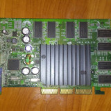 Placă video NVIDIA GeForce Fx5500 AGP 128mb