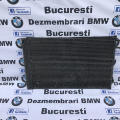 Radiator AC, clima original BMW E87, E90, X1 118i, 120i, 320i, 330i - Radiator aer conditionat, 3 (E90) - [2005 - 2013]