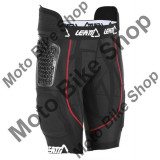 MBS Leatt Protektorshort Gpx 5.5 Airflex, Black, Xl=34-36, P:16/115, Cod Produs: LB1600020XLAU - Imbracaminte moto
