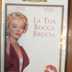 MARILYN MONROE COLLECTION - FILM DVD ORIGINAL - Film romantice FOX, Italiana