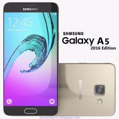 Samsung Galaxy A5 2016 nou garantie 24 luni - Telefon Samsung, Auriu, Neblocat, Single SIM