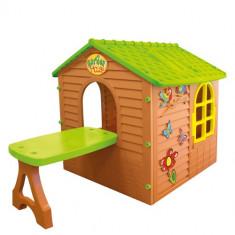 Casuta Garden House cu Masuta - Spatiu de joaca
