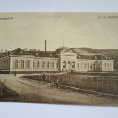 Alba - Marosujvar - Uioara Az uj sosfurdo - Baile Sosfurdo, Necirculata, Printata