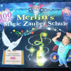 Set magie Merlin's Magic (fara carticica) - Made in Germany