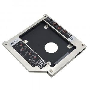 Adaptor caddy suport HDD/SSD unitate optica 9.5mm pt Apple Macbook Pro