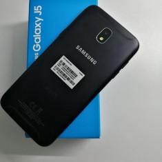 Samsung Galaxy J5 2017 Black 16GB, Factura & Garantie! - Telefon Samsung, Negru, Neblocat, Dual SIM, Octa core