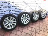 "Jante originale BMW Style 156 16"" 7J ET 34 + anvelope vara, 7, 5"
