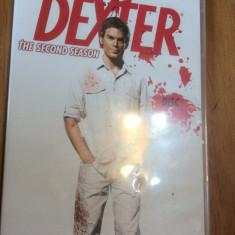 DEXTER - THE SECOND SEASON DISC 5 - FILM DVD ORIGINAL - Film thriller paramount, Engleza