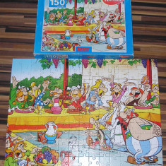 Puzzle Nathan ASTERIX (150 piese)