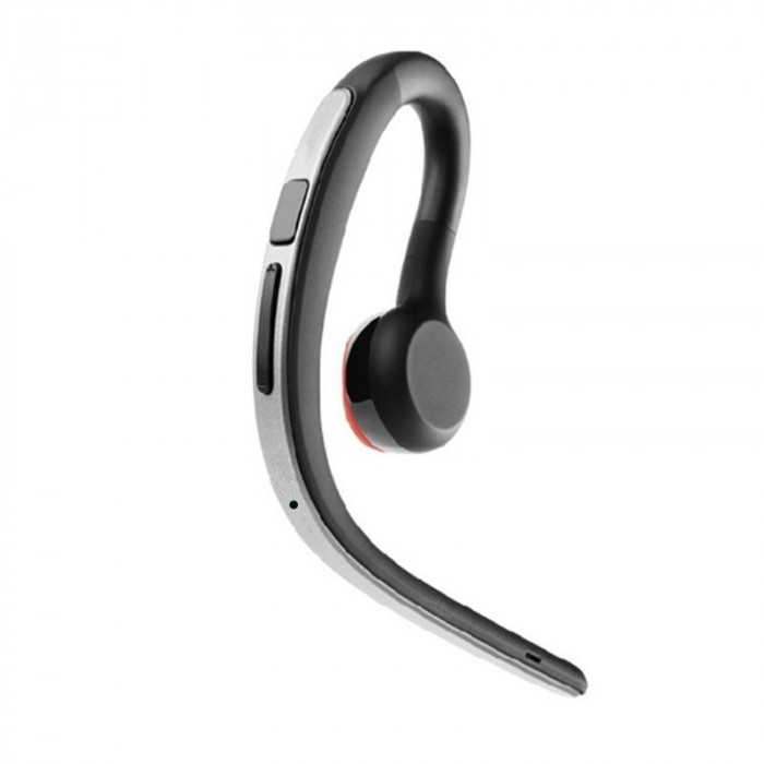 Ca?ti Bluetooth v3 Handsfree cu microfon voce regl Culoare Negru-auriu foto mare