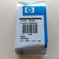 Cartus model HP 339 negru Original SIGILAT black nou cartuse listare imprimanta