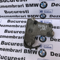 Suport compresor AC BMW E87, E90, E46, E60, X1, X3 316i, 318i, 320i - Compresoare aer conditionat auto, 3 (E90) - [2005 - 2013]
