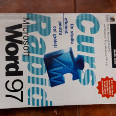 Curs Rapid Microsoft Word 97 - Carte Microsoft Office