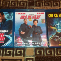 Rush Hour 1 si 2 bluray originale cu romana - Film actiune FOX