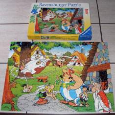 Puzzle Ravensburger ASTERIX (200 piese)