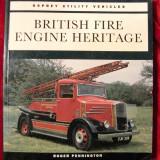Masini de pompieri britanice istorie in imagini 1994, Alta editura