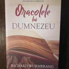 ORACOLELE LUI DUMNEZEU-Richard Wurmbrand
